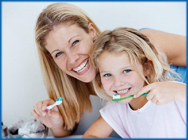 чистка зубов томск